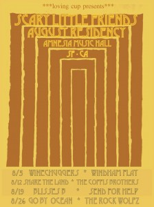 Amnesia August Residency 2014